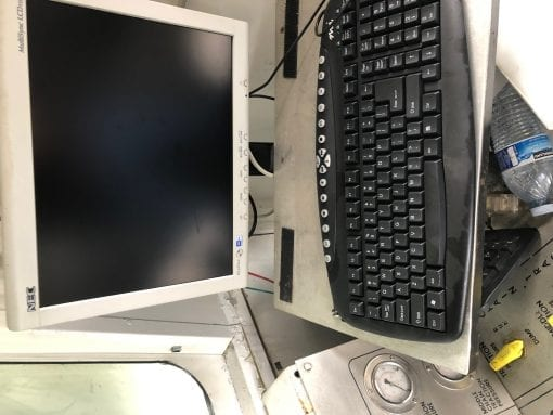 offshore interior monitor screen